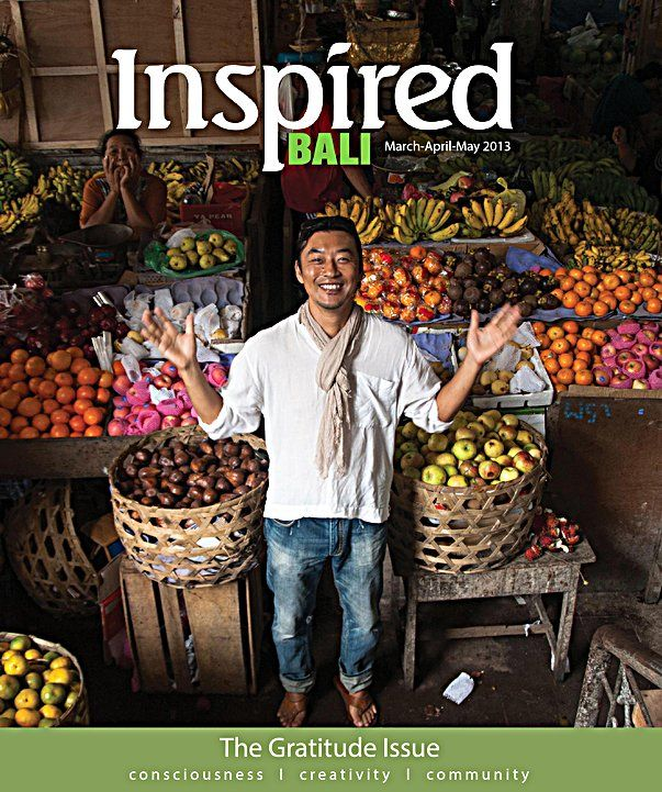 Cover of Gratitude Issue