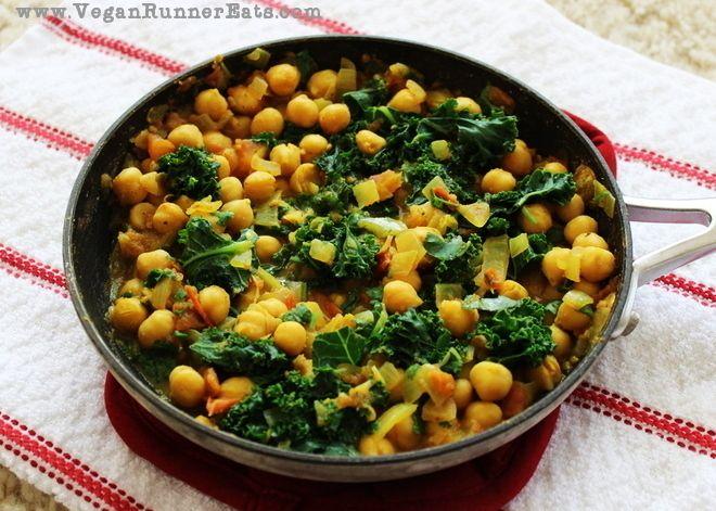 5 Easy Plant-Based Vegan Dinner Recipes - Minimum Ingredients   Vegan Runner Eats
