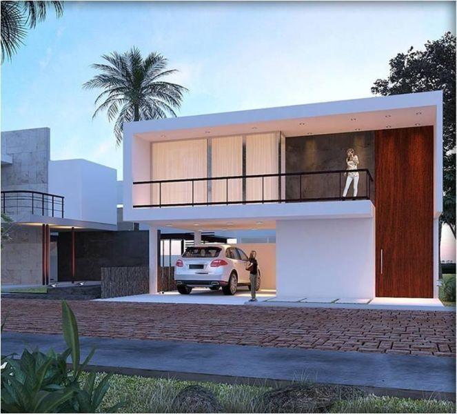 hermosa casa en selvamar de 2 niveles 3 recamaras 1 On altura puertas casa