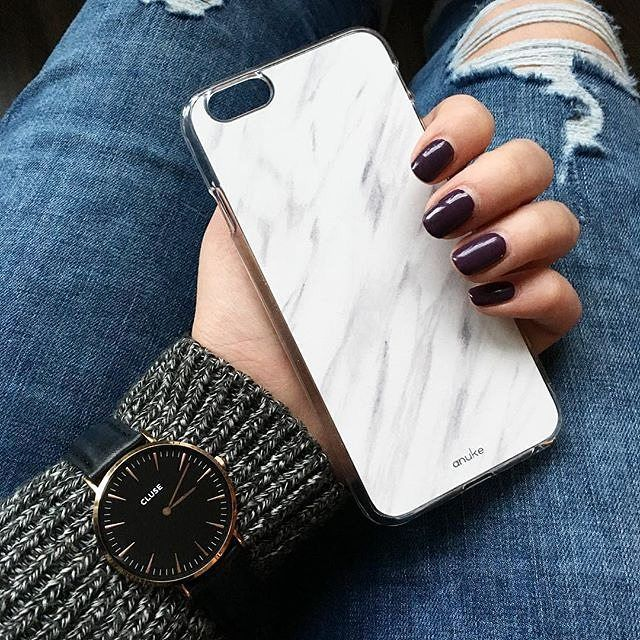 Graphite Marble - iPhone and Samsung case #anukedesign #iphonecase #samsungcase #graphitemarble