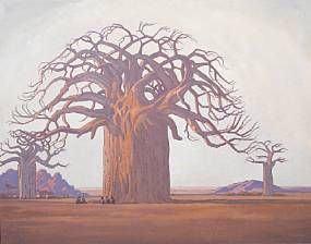 pierneef Pierneef - South African artist early 1900