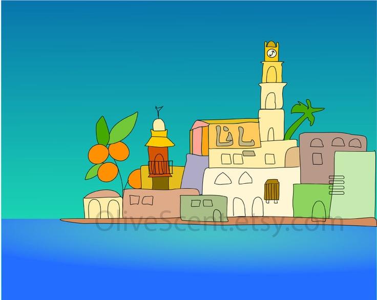 Beautiful Yafa  by olivescent