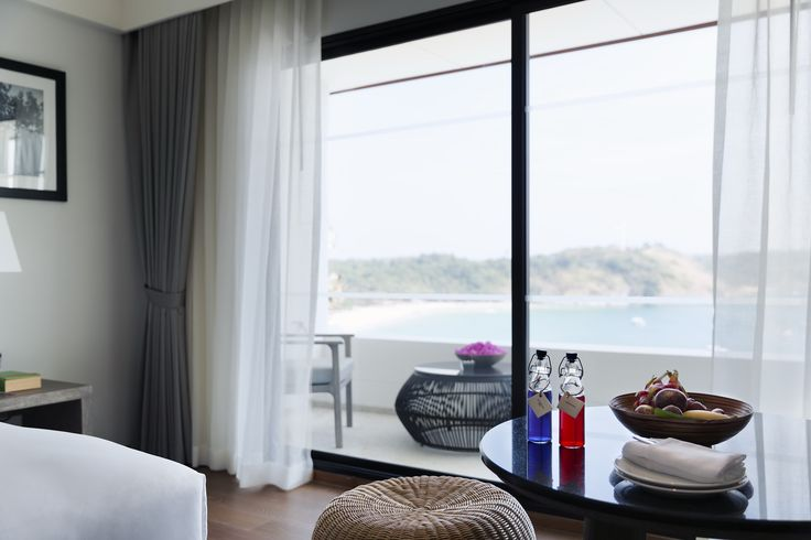 The Best View to wake up to #thenaiharnphuket #thailand #leadinghotelsoftheworld #phuket
