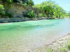 Frio River Cabins in Texas Hill Country. Want to go to there!