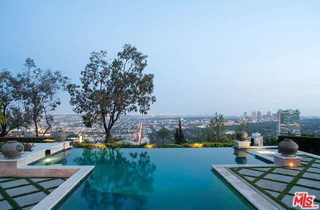 Dr. Dre put his West Hollywood Hills home on the market for $35M.