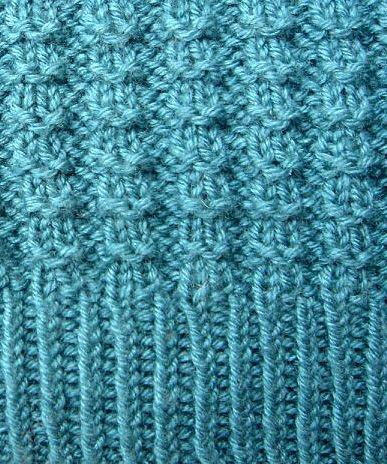 17 Best images about yarn inspiration: knit stitch patterns on Pinterest Ri...