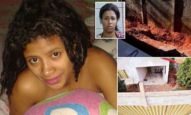 Female killer murders eight-month-pregnant woman in Brazil