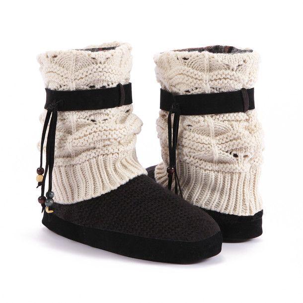 Sofia Short Slipper Boot Ivory