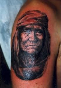 Image result for Native American Cherokee Indian Tattoo