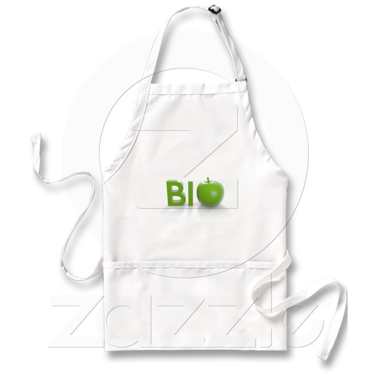 #Bio #Apron from Zazzle.com