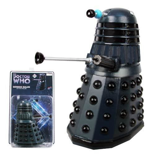 Doctor Who Genesis Dalek Action Figure 8 inch Scale @ niftywarehouse.com #NiftyWarehouse #DoctorWho #DrWho #Whovians #SciFi #ScienceFiction #BBC #Show #TV