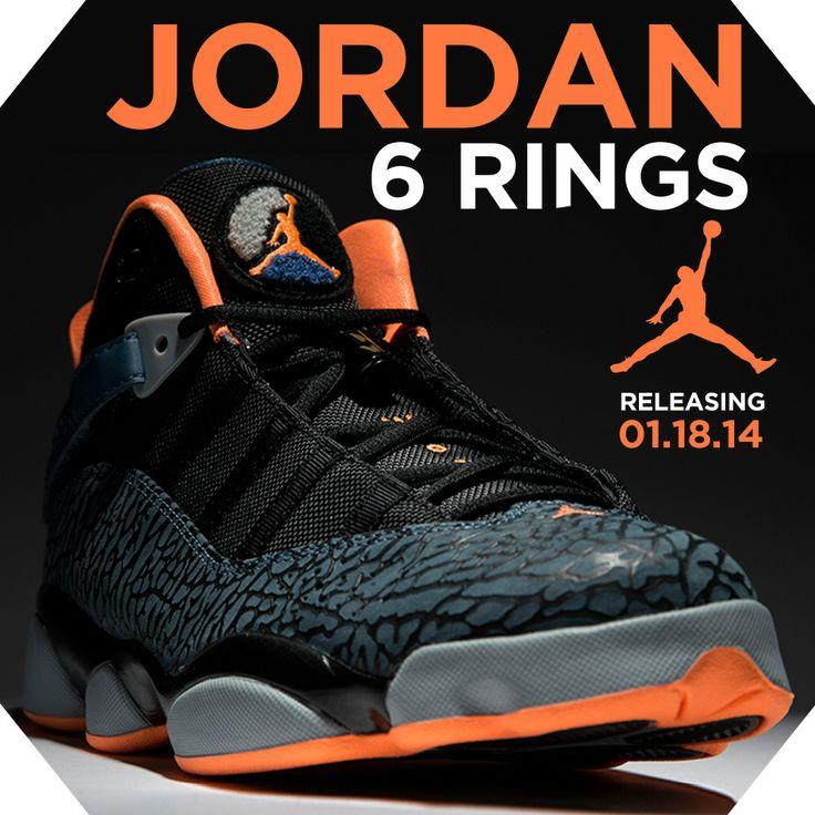Air Jordan six Rings-14