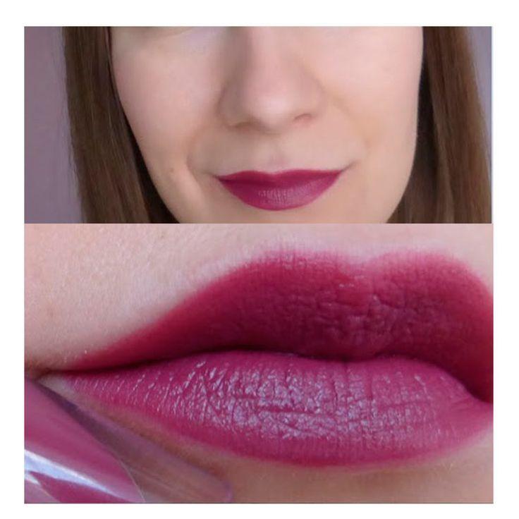 Жидкая помада мусс oriflame для губ The ONE Винный Sensation орифлейм Lipstick mousse Lip Matte Soft Mulberry орифлэйм 32256