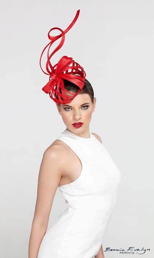Bonnie Evelyn Millinery » Hats & Headwear