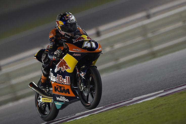 Brad Binder, Moto3