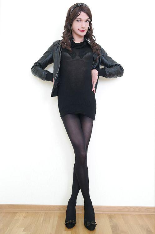 crossdresser short skirt | Sexy Little Dress | Pinterest ...