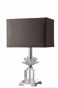 Crystal Fleur lamp from £119 www.thecurtainbar.com #freedelivery #like2 #udobiz #sheffieldissuper