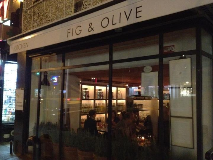 Fig and Olive - NYC