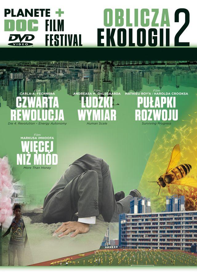 """""""Obliicza ekologii vol. 2"""" to drugie wielopłytowe wydawnictwo DVD ukazujące się w serii prezentującej najciekawsze filmy o tematyce ekologicznej z programu, pokazywane podczas ubiegłych edycji festiwalu PLANETE+ DOC. Warto je dodać do swojej kolekcji :)"""