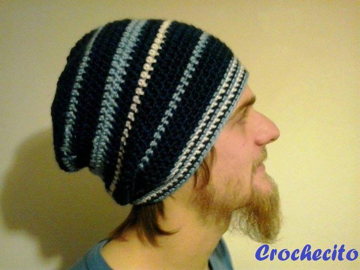 Mejores 97 imágenes de Crochet men. en Pinterest | Ropas de ...