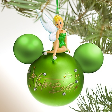 tinkerbell christmas figurines - photo #24