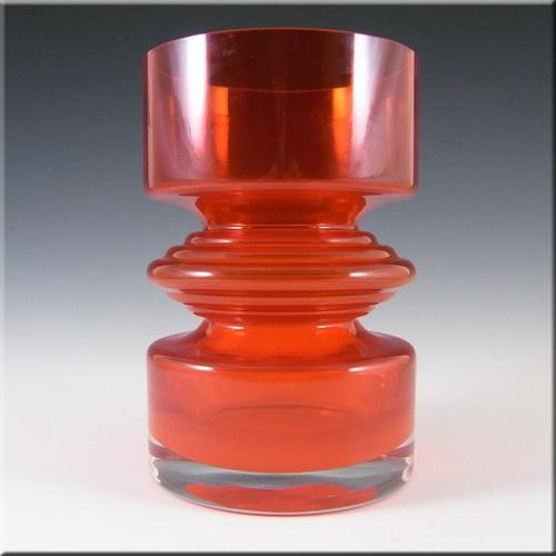 Riihimaki/Riihimaen Nanny Still Glass 'Tiimalasi' Vase £69.99