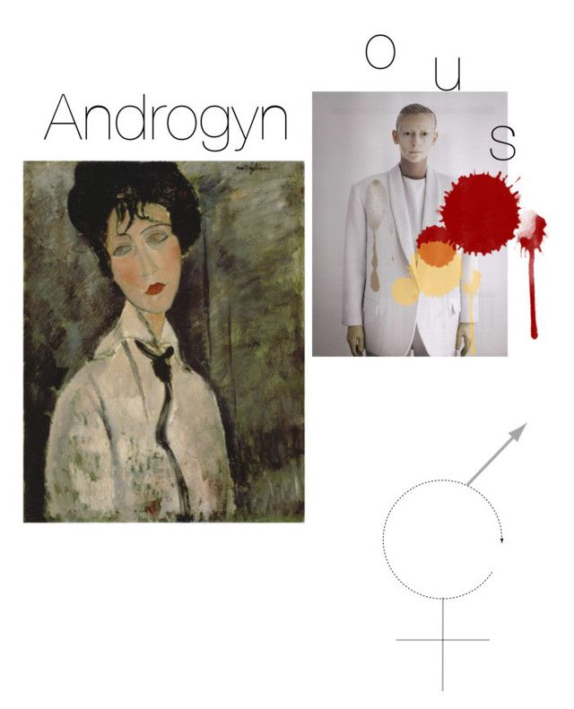 """""""Androgynous"""" by nephelivmessini on Polyvore"""
