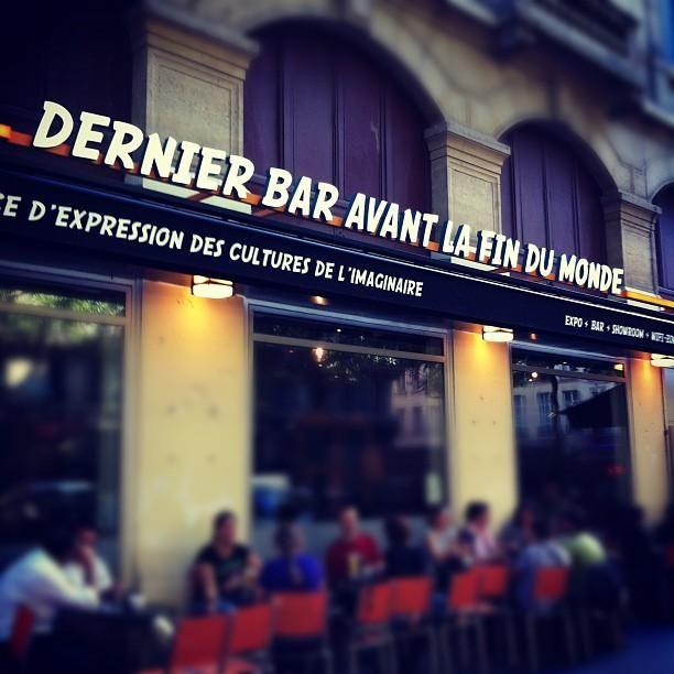 Photo prise au Le Dernier Bar avant la Fin du Monde par Elodie E. le7/17/2012