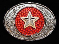 Cowboy Cowgirl Rodeo Glitter Western Star Belt Buckle #star #starbeltbuckle #starbuckles #glitter #western #westernbeltbuckle #westernbuckles #coolbuckles #shiningstar