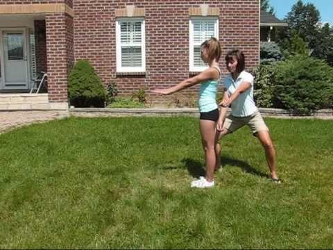Backhandspring Tutorial: How to do a back handspring
