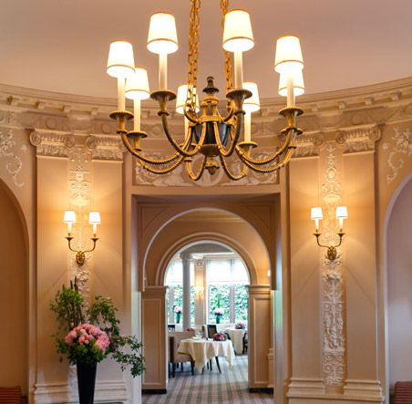 juan pablo molyneux interior design | ... of the Baur au Lac in Zurich (interior designer: Pierre-Yves Rochon
