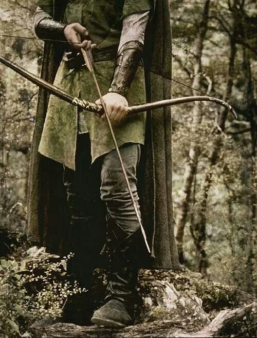 Archer of the wood