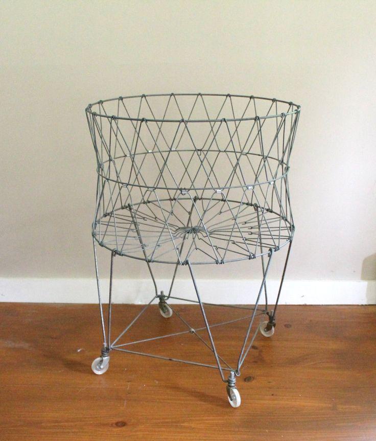 rolling laundry cart hamper with hanger basket baskets