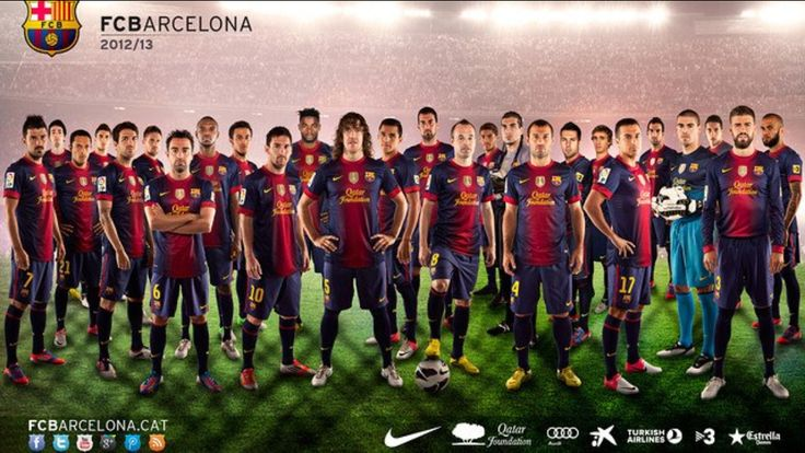 One of the best soccer teams ever assembled Barcelona | Cool stuff ...