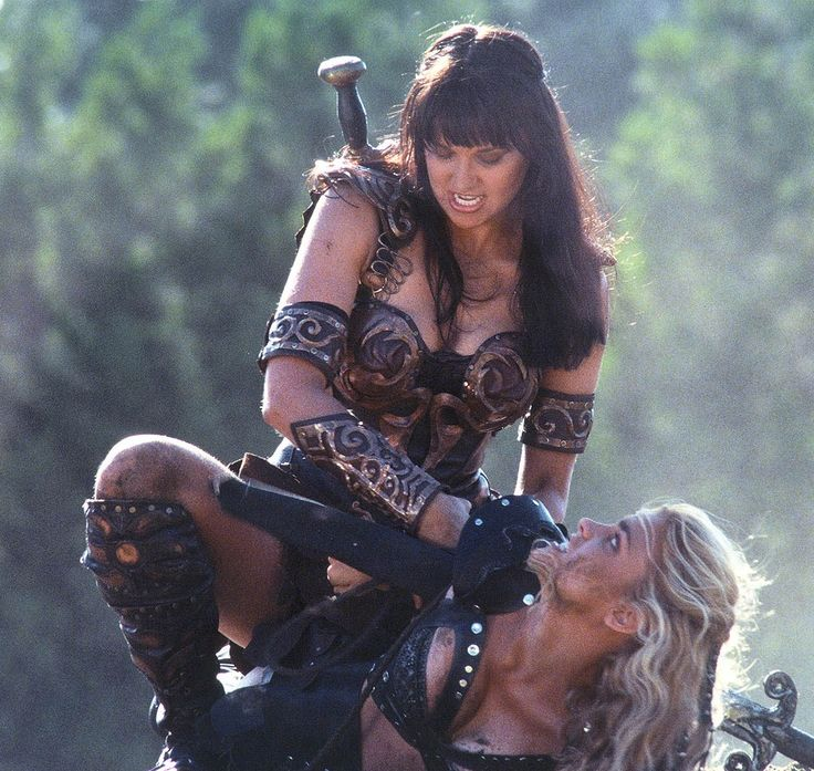 Did xena and hercules hook up