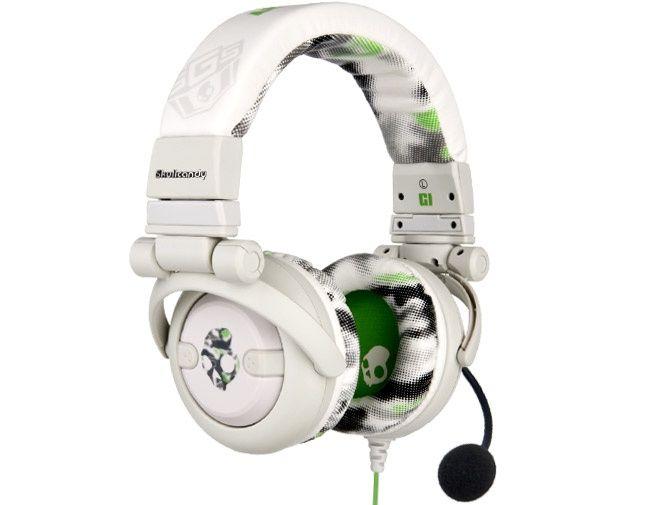 Skullcandy G.I. Xbox 360 gaming headset