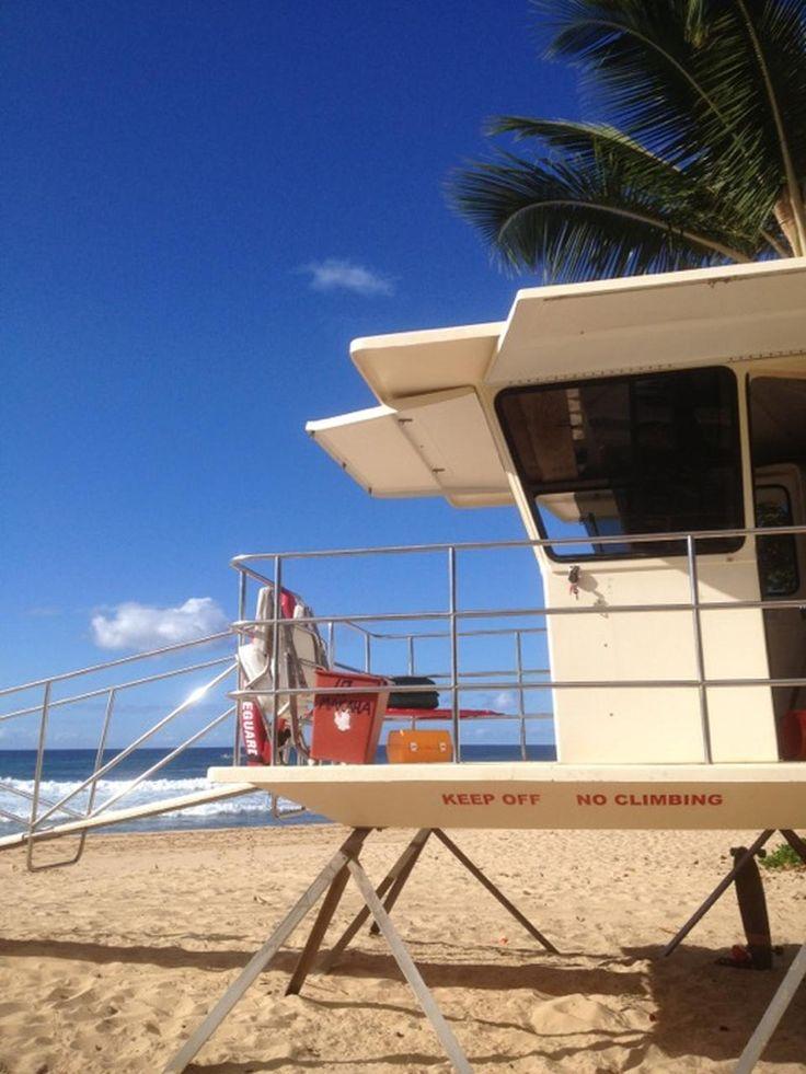 Makaha Beach Park マカハビーチ, オアフ島 ハワイ サーフィン 世界のおすすめビーチを集めました!