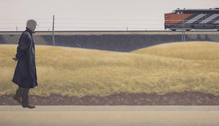 Alex Colville | Ocean Limited | Art Gallery of Nova Scotia | Buy Prints Online