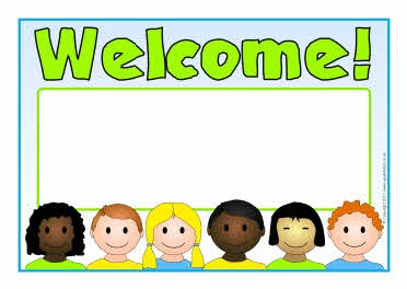 Editable classroom welcome signs 2