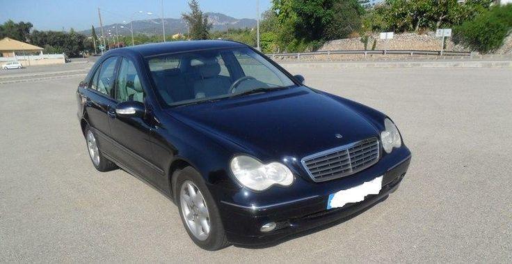 4900,00€ · Mercedes C 240 V6 (6 CILINDROS) gasolina 170 C. V. automático · Vendo Mercedes C 240 Elegance V6 (6 CILINDROS) gasolina 170 C. V. automático en perfecto estado. ITV recién pasada hasta julio 2017. Revisión periódica recién pasada, cambio aceite, filtro aceite, etc. Neumáticos nuevos. El coche va perfecto. Muy pocos kilómetros. Ha hecho una media de 11. 000 kms al año. Climatizador, Airbag, ABS, control de tracción, limitador de velocidad, control velocidad crucero, etc. Color Azul…