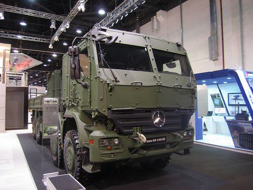 Military Mercedes Actros ★。☆。JpM ENTERTAINMENT ☆。★。