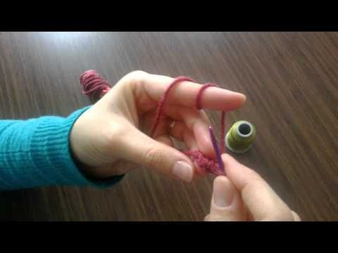 angles zinciri, Anglez zinciri, Crochet Cord Irish Crochet Cords, Romanian point lace cord tutorial, - YouTube