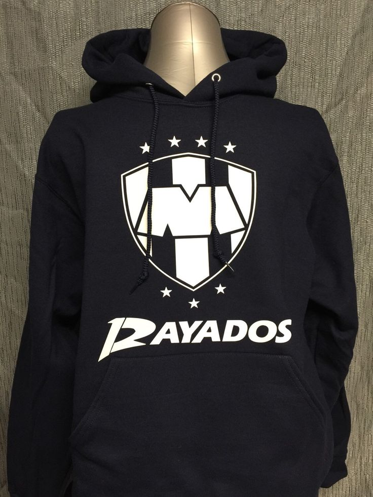 A personal favorite from my Etsy shop https://www.etsy.com/listing/265341991/rayados-del-monterrey-team-personalized