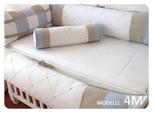 Kit Berço para decorar quarto de bebê45