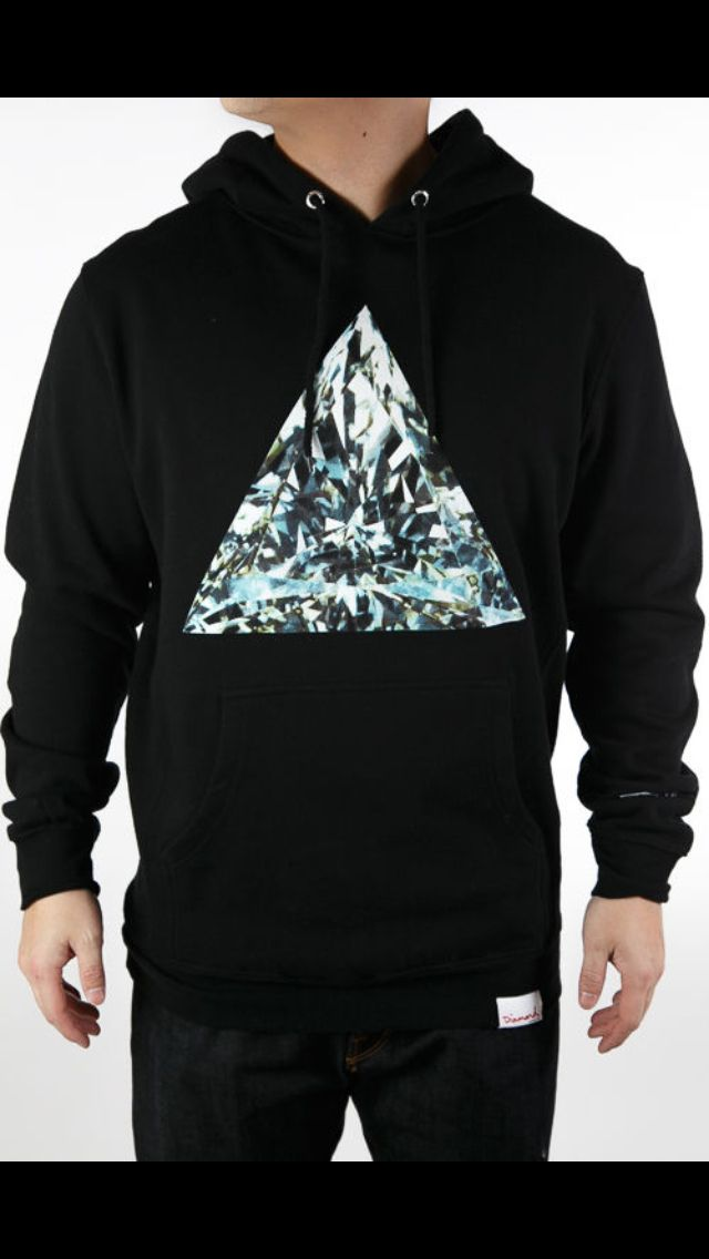 My new Diamond Supply company hoodie - cant wait to get it