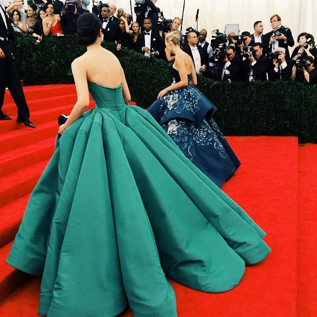 More Photos from the Met Gala 2014