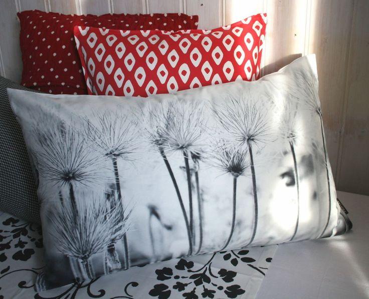 Proflax Kissenhülle Kissen Visby 40x60 Fotodruck schwarz weiß Küchenschelle | Möbel & Wohnen, Dekoration, Dekokissen | eBay!