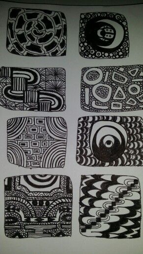 Doodling by work