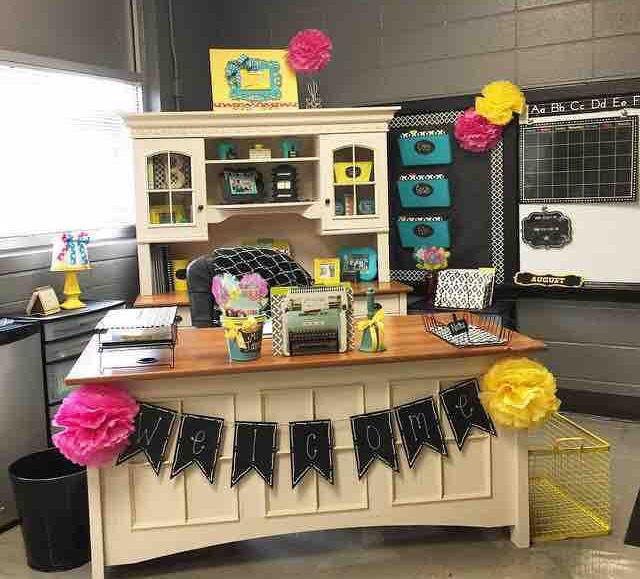 Classroom Desk Organization Ideas Pinterest: 749 Best Classroom Decorations Images On Pinterest