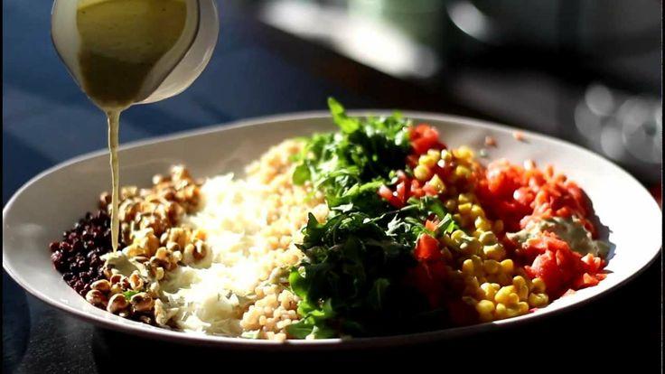 Stetson Chopped Salad // Cowboy Ciao Restaurant